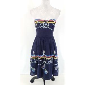 Anthropologie Wakana Koike Roped in Dress
